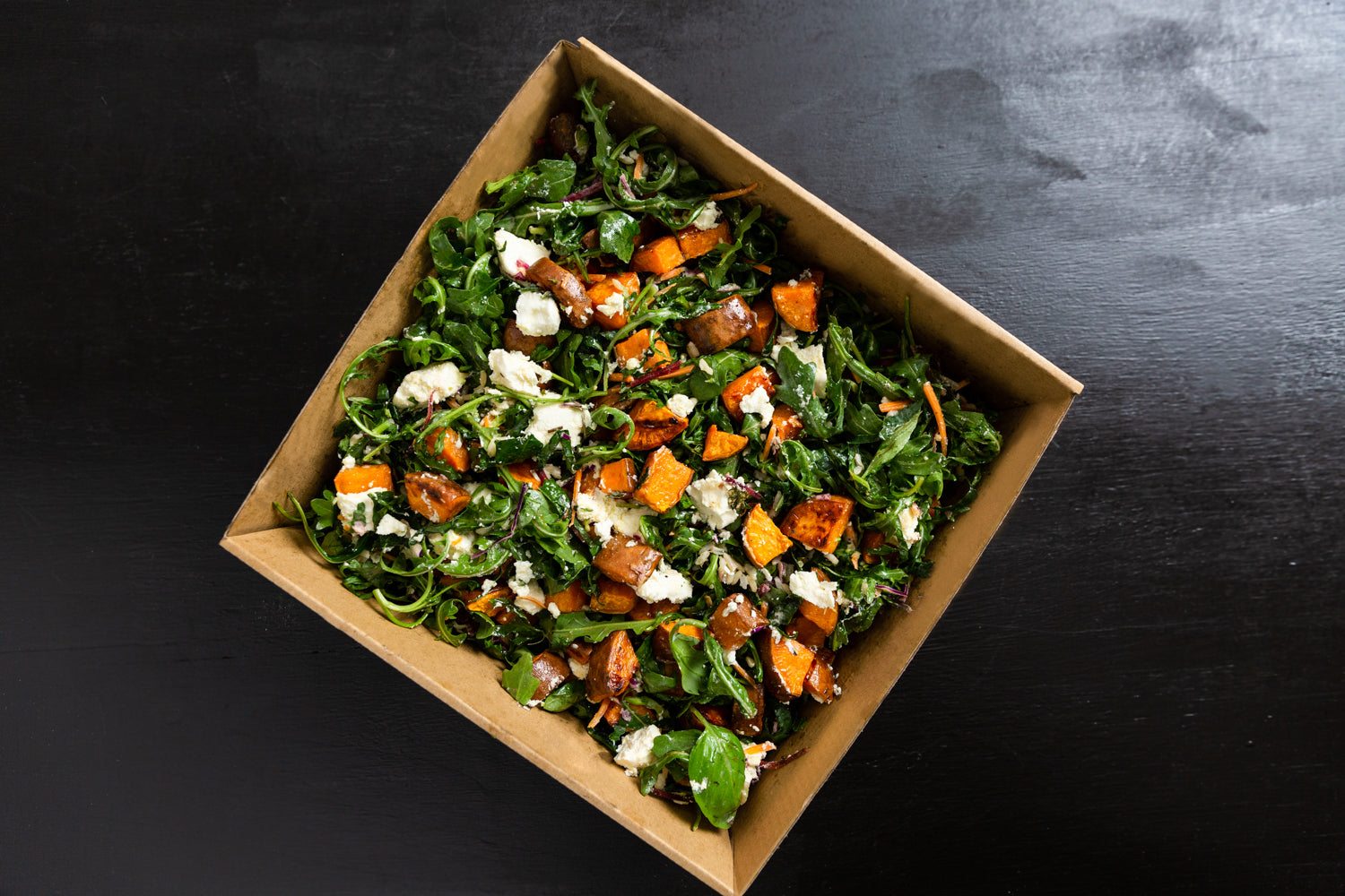 Grazing box- Salad