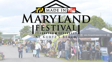 Made in Maryland Festivial at Kurtz's Beach