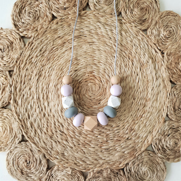 Pastel Granite Necklaces