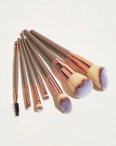 Foxy Brown Makeup Brush Set