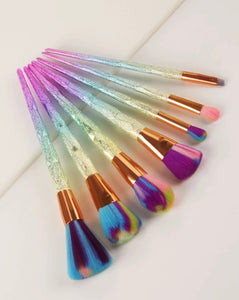 Unicorn Me Makeup Brush Set