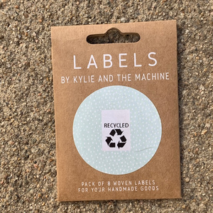 Kylie + The Machine label Recycled