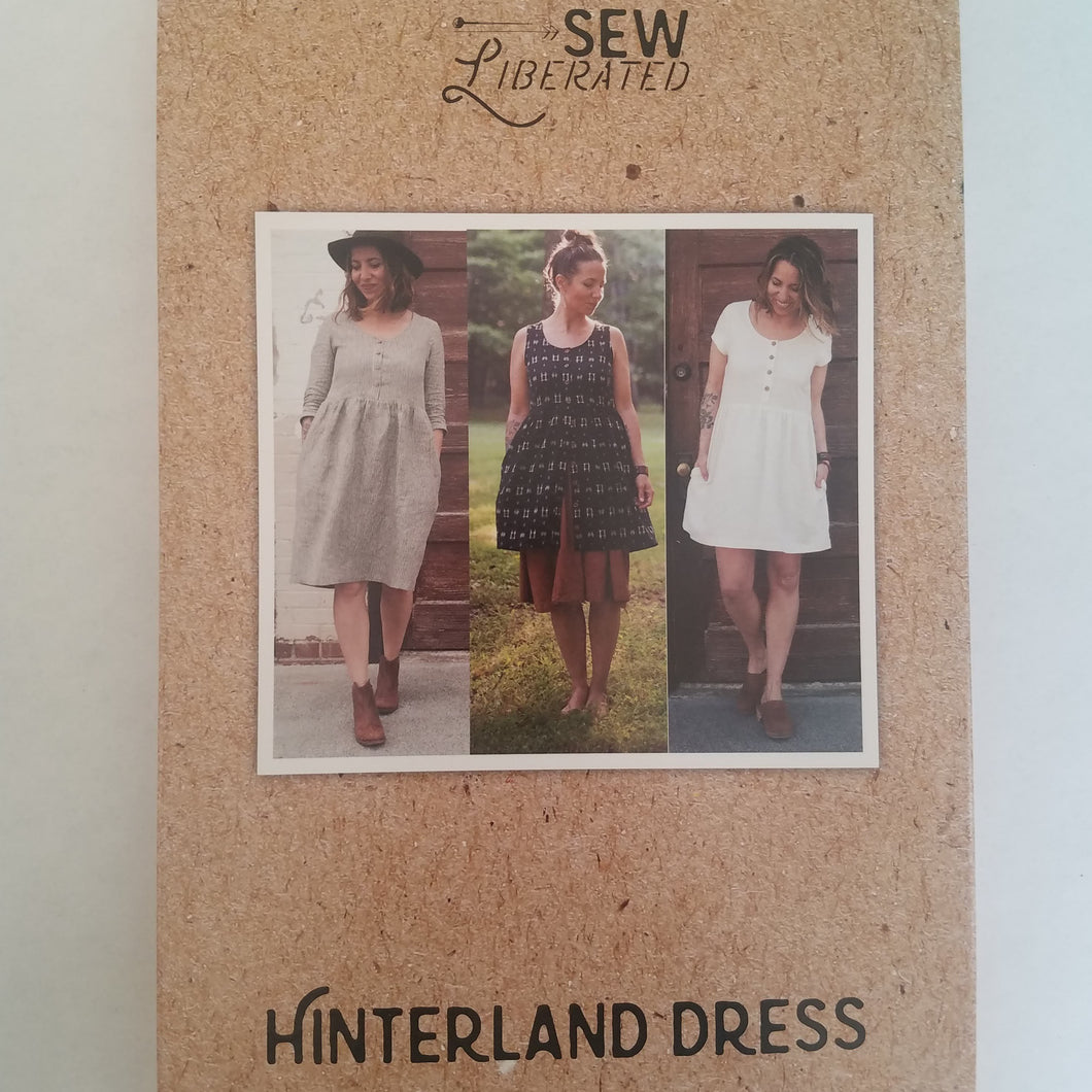 Hinterland Dress Pattern