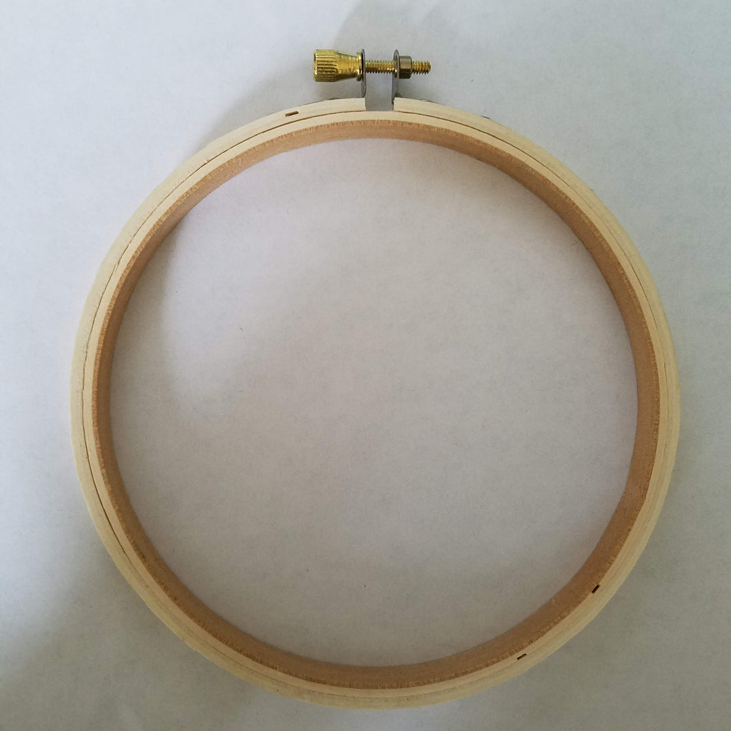 6 Inch Embroidery Hoop