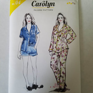 Carolyn Pajama Pattern