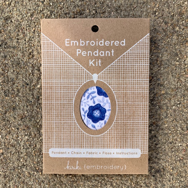 Kiriki Press Pendant Kit