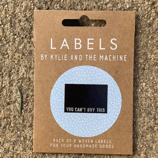 Kylie + The machine label You Cant Buy This