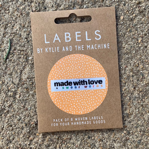 Kylie + The Machine Label Made with Love + Swear Words