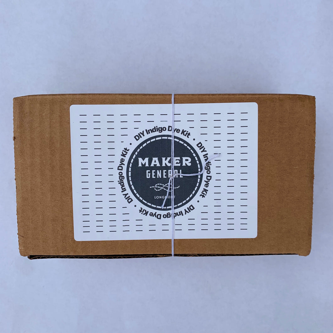 Maker General Indigo Dye Kit