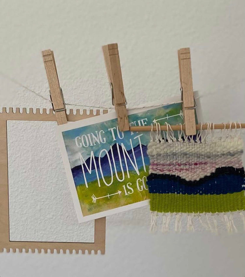 Workshop: Travel the World together with Weaving March 13th