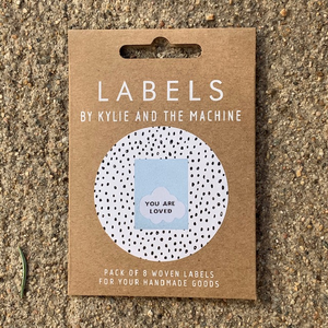Kylie and the Machine Labels You Are Loved