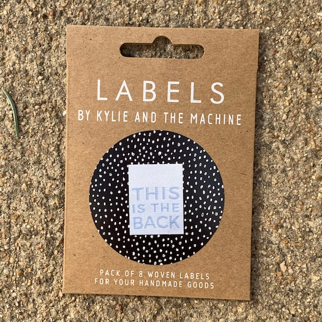Kylie + The Machine label This is The Back