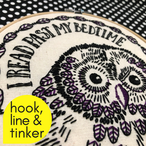 Workshop:<br>Hook, Line & Tinker<br>July 20, 2019