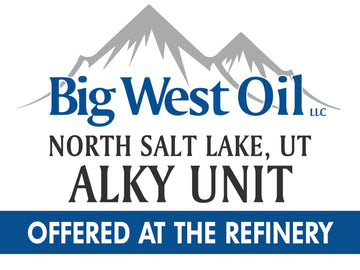 Big West, North Salt Lake, UT - Alky Unit