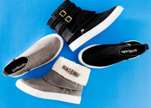 Load image into Gallery viewer, Interchangeable Sneaker 3in1 black