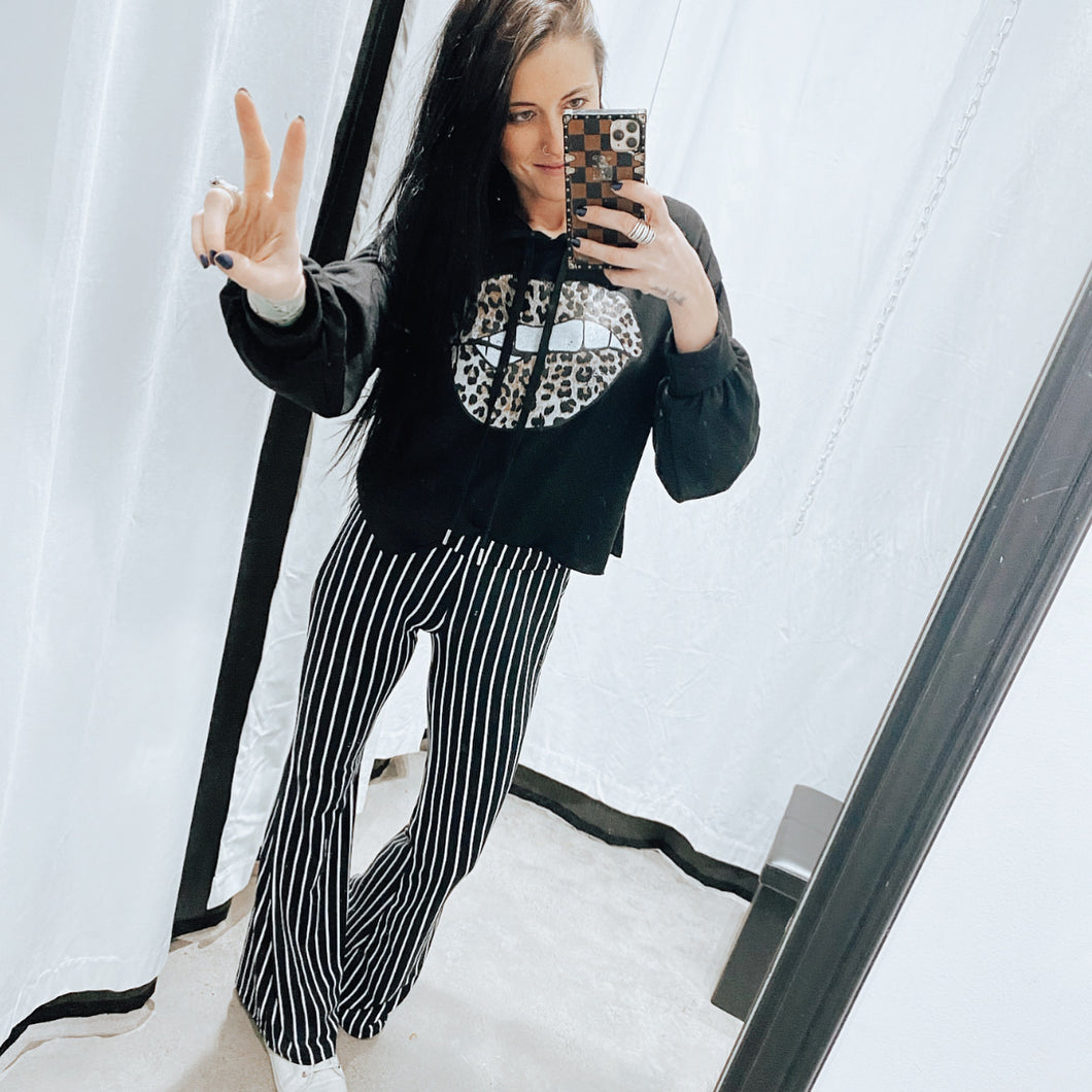 Stripe Bell Bottoms 26719