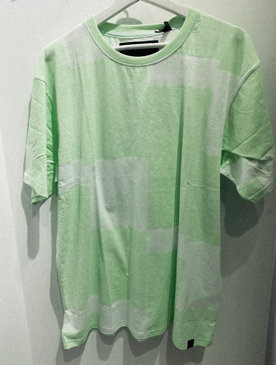 Mint Patterned T 26777