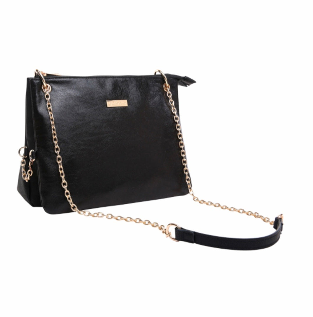 3 in 1 Black Purse