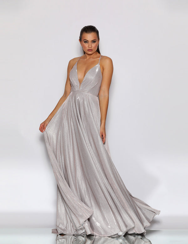 Madelyn Gown By Jadore In Musk