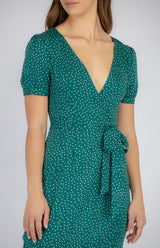Tiffiny Dress - Green
