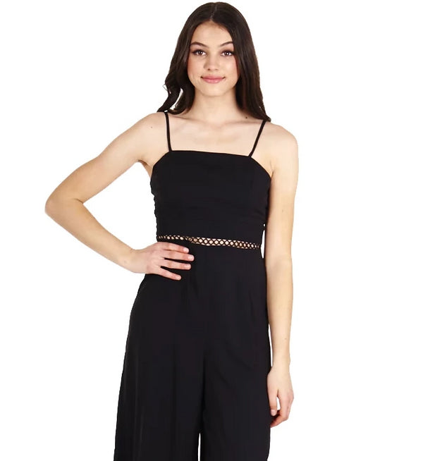 Kylie Jumpsuit Black