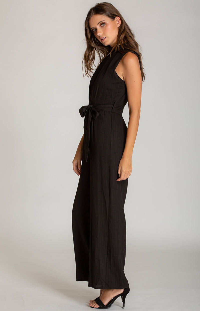 Salsa Jumpsuit - Black