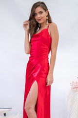 Snowflake Dress - Red