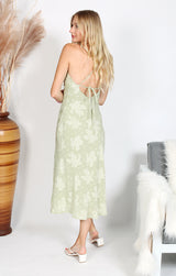 Jessica Dress - Light Green