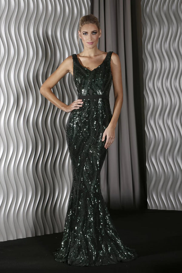 Lorane Gown By Jadore In Forest