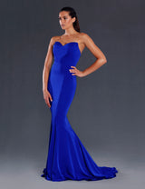 Esther Gown by Jadore In Cobalt