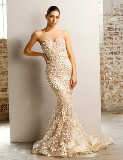 Romance Gown by Jadore