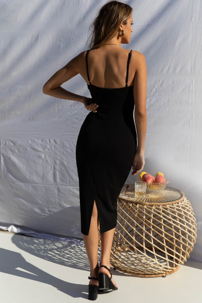 Cali Dress Black