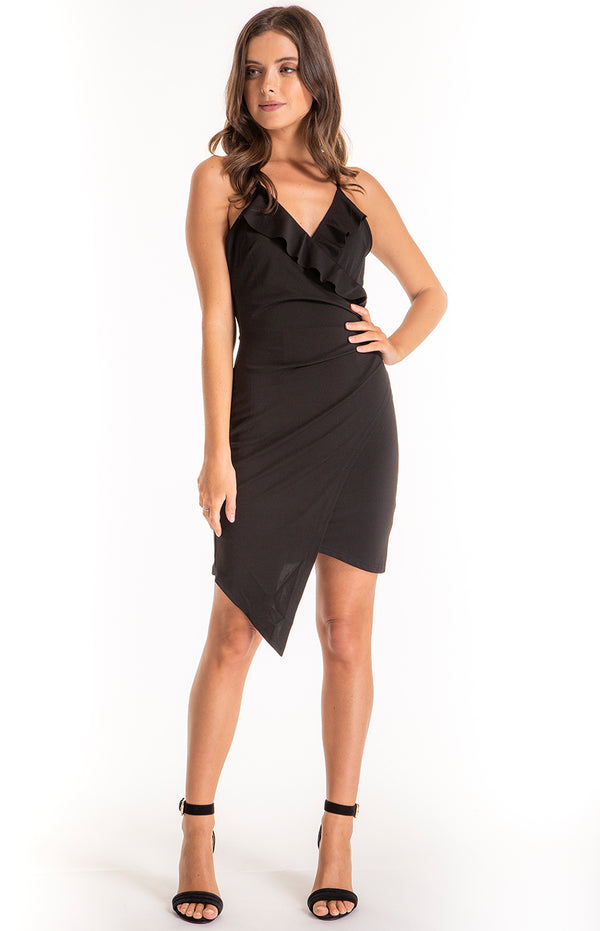 Annadel Dress in Black