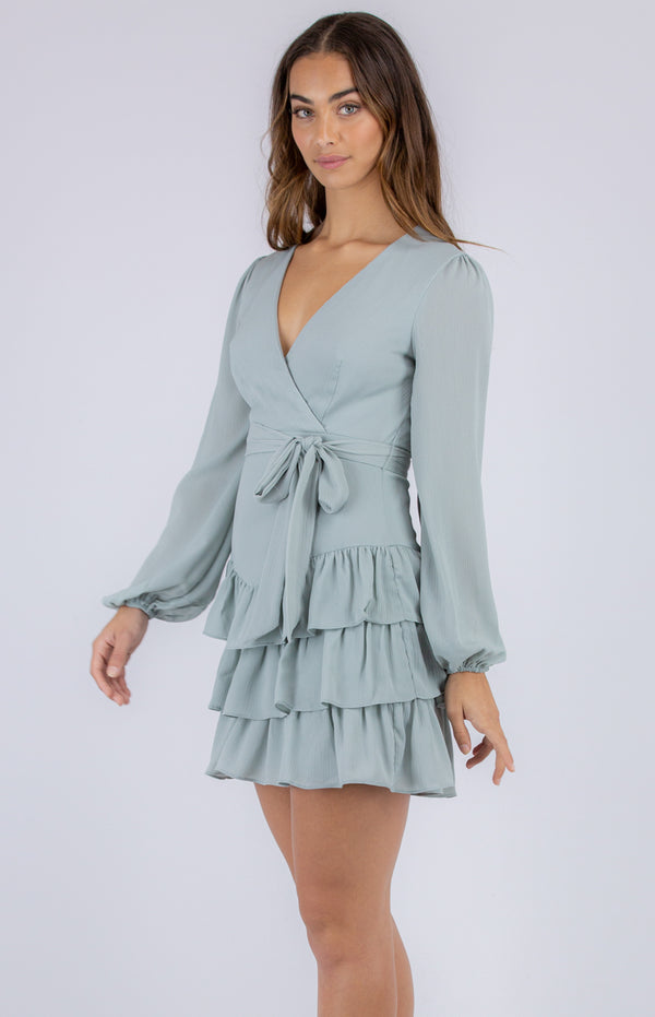 Darla Dress - Mint