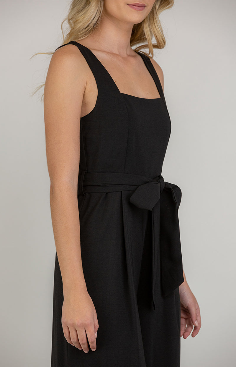 Manila Jumpsuit -Black