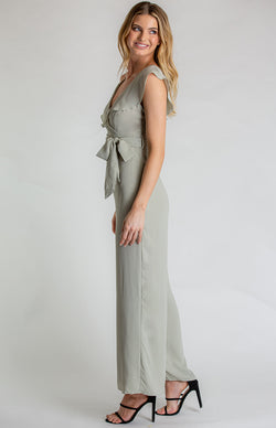 Delta Jumpsuit - Mint
