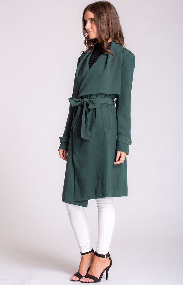 Maomi Jacket In Jade