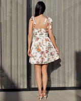 Harper Dress - Spring Print