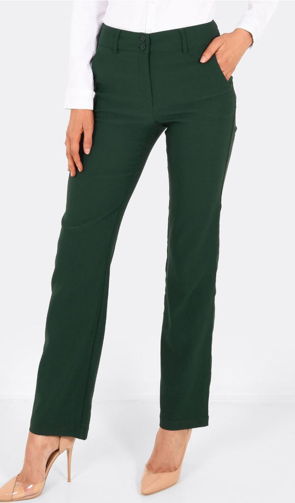 The Classic Pant in Green