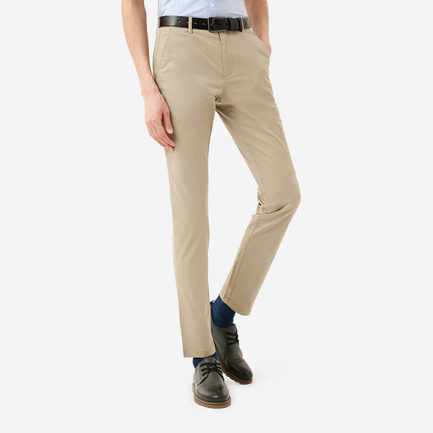 CoolMax Tiger Khaki Cotton Customized Pants