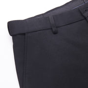 Knight Black Heavy Weight Tailored Fit Customized Pants
