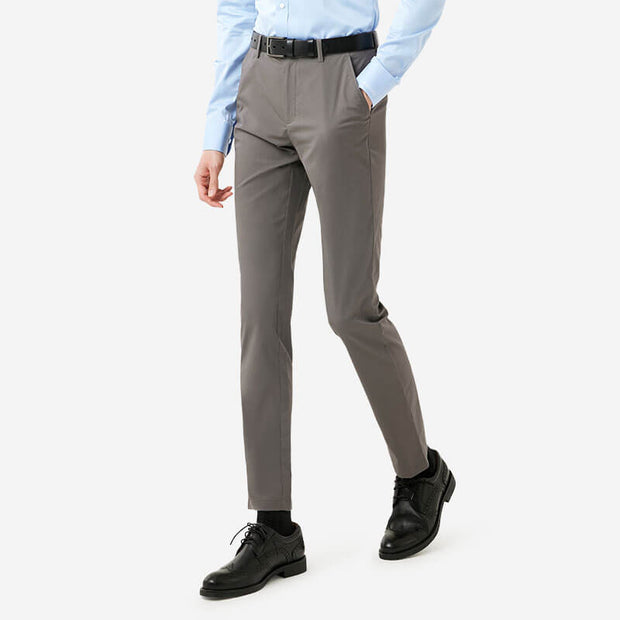 CoolMax Oscar Grey Cotton Customized Pants