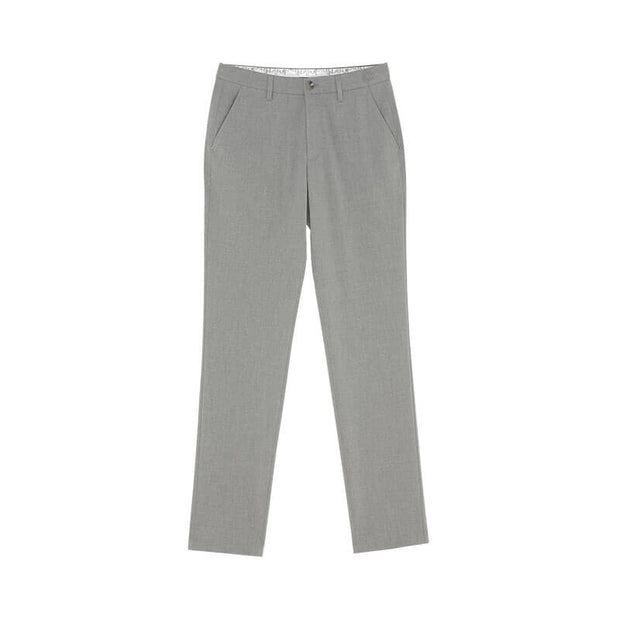 Shark Grey Stretch Fabric Customized Pants