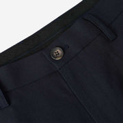 Dark Navy Stretch Fabric Customized Pants