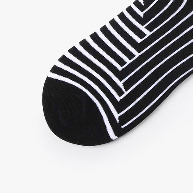 Crazy & Colorful Zebra Socks
