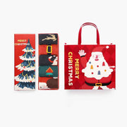 Christmas Colorful Socks Gift Box 2