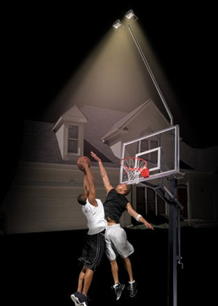 HoopLight's Competition - Basketball Hoop Light LED Options