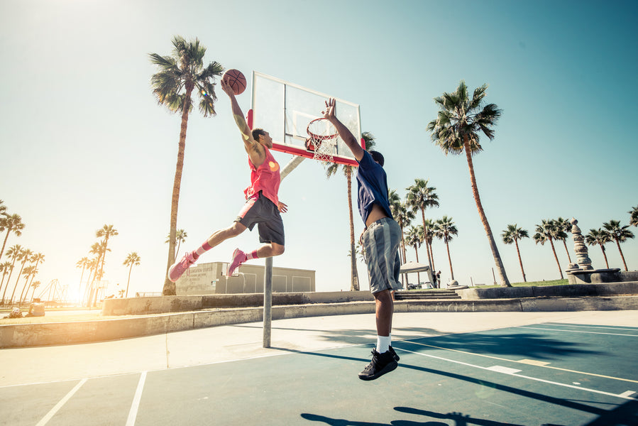 Venice Beach is the Hooper's Paradise for All Basketball Games