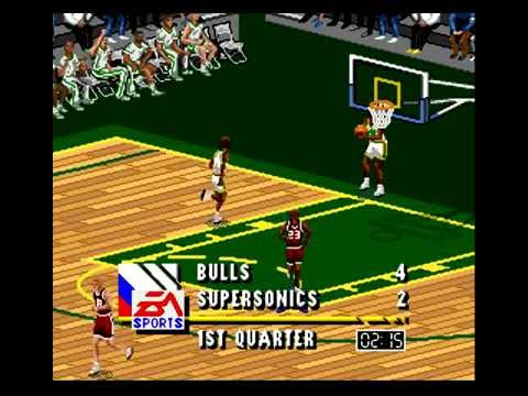 NBA Live 1996 for Super Nintendo