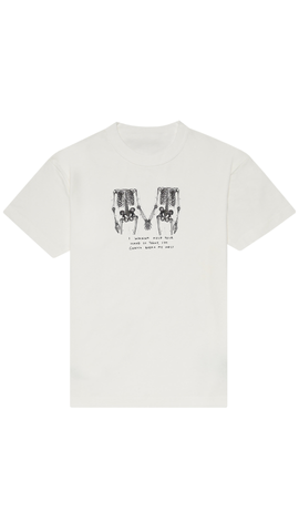 HOLD HANDS TEE
